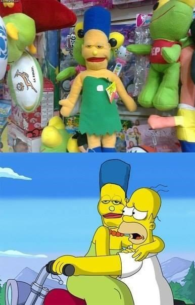 bootleg-marge-simpson-is-terrifying