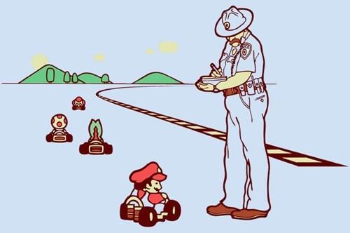 Mario Kart,mario