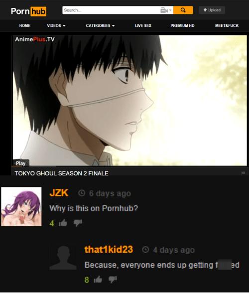 anime memes tokyo ghoul on pr0n hub