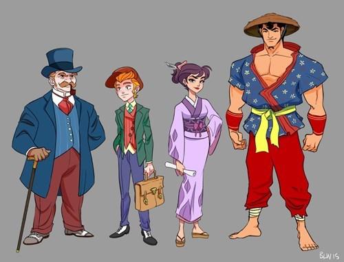 the-superman-cast