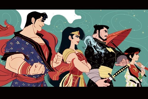 the-justice-league-follows-bushido