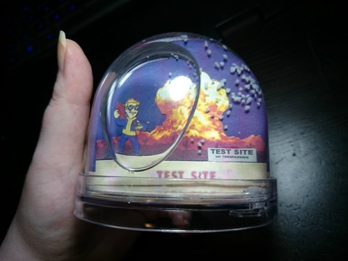 Space - TEST SITE NO TRESPAs TEST SITE