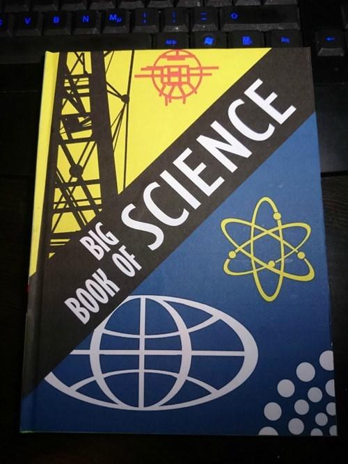 Text - Mu tr BIG BOOK OF SCIENCE