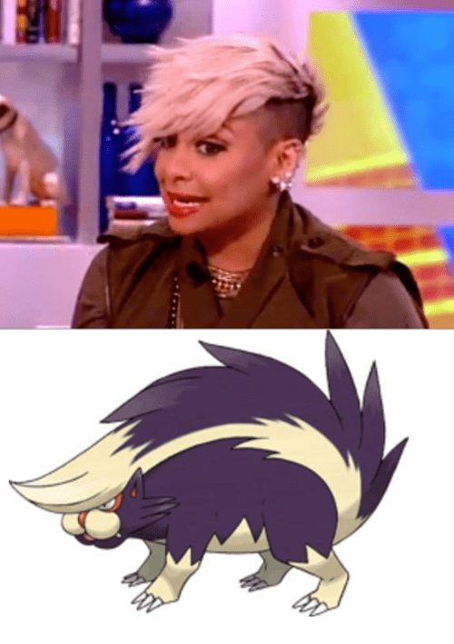raven simone totally looks like skuntank - 8530876928