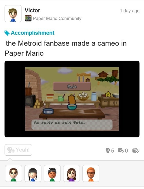 Metroid paper mario nintendo federation force