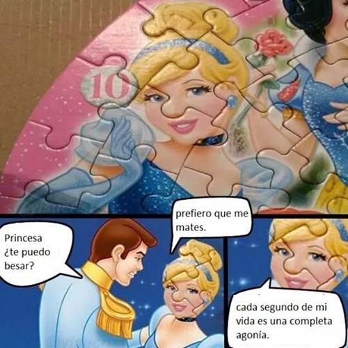Solia ser princesa