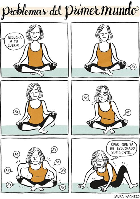 escucha tu cuerpo