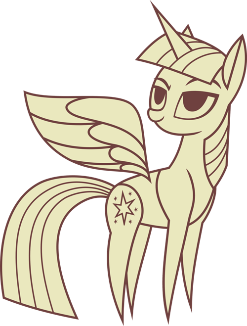 my-little-brony-paper-twilight-vector-for-all-your-meme-ing-needs