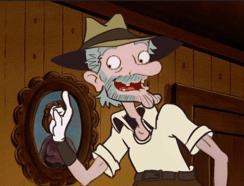 JoJo's Bizarre Adventure,hey arnold