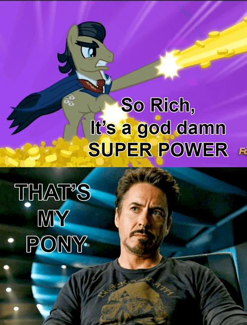 iron man superheroes best pony - 8533682432