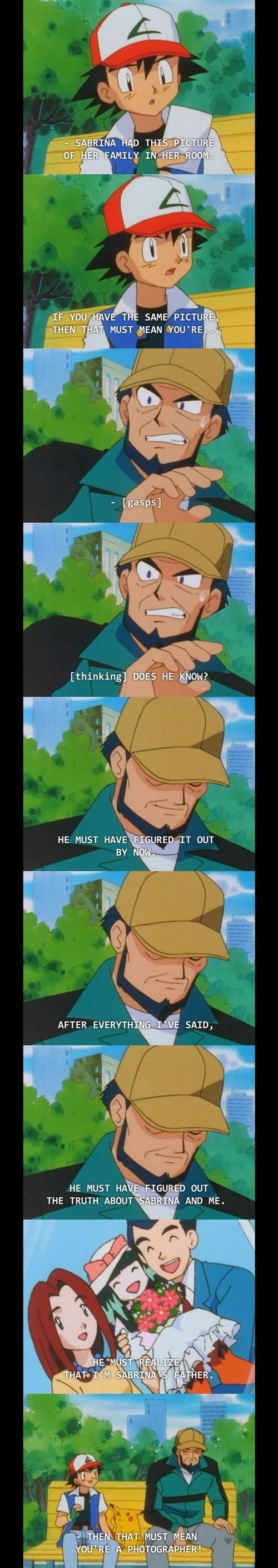 pokemon memes sabrinas father