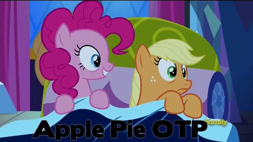 applejack otp pinkie pie ship it - 8533890816