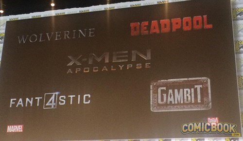 superhero memes marvel cinematic universe sdcc gambit logo reveal