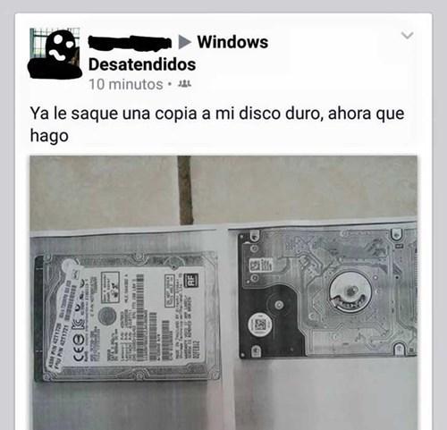 copia de disco duro