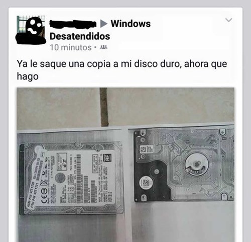 copia de disco duro