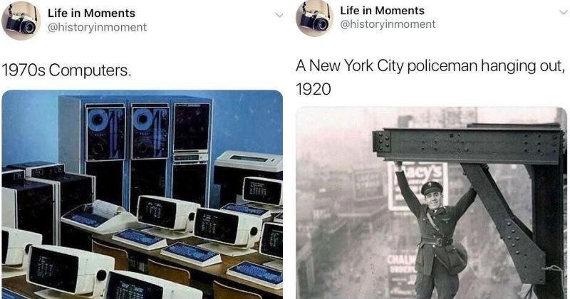Historical Snapshot Tweets