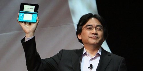 video game news nintendo president iwata passes away