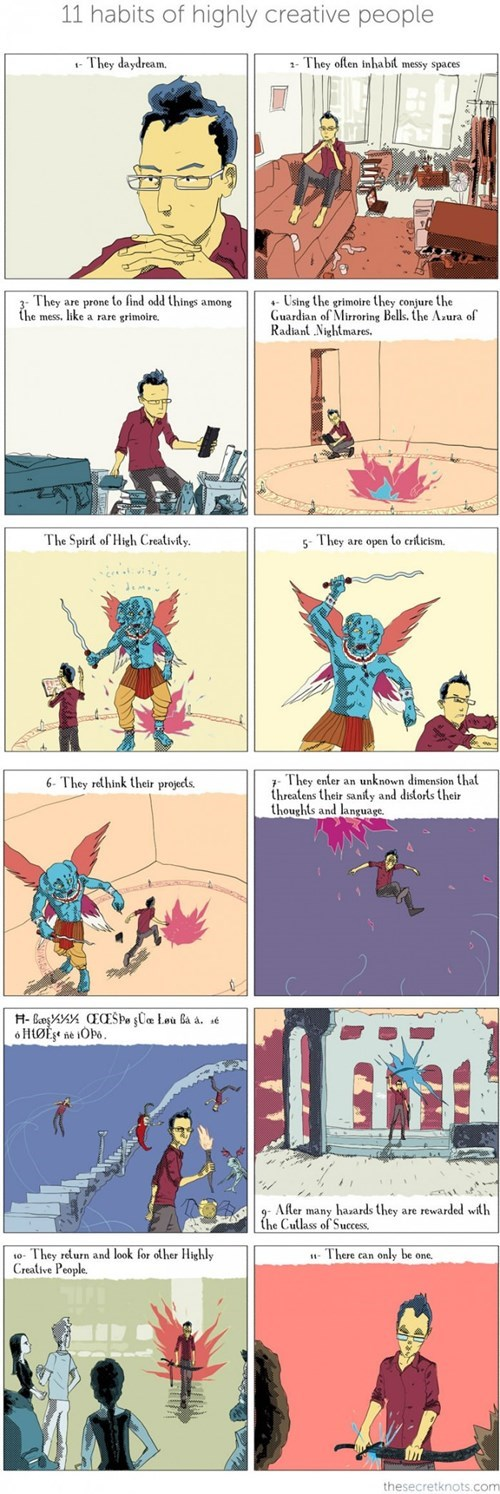 funny-web-comics-11-traits-of-highly-creative-people
