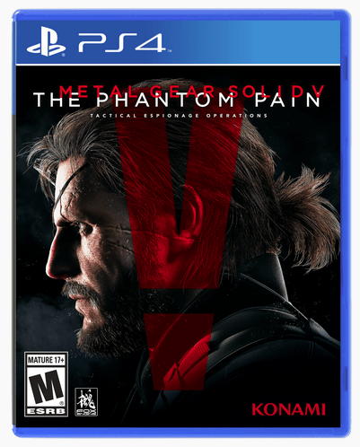 video game news kojima not on metal gear solid v box