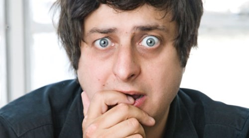 Eugene Mirman takes out a full page ad protesting his parking ticket.