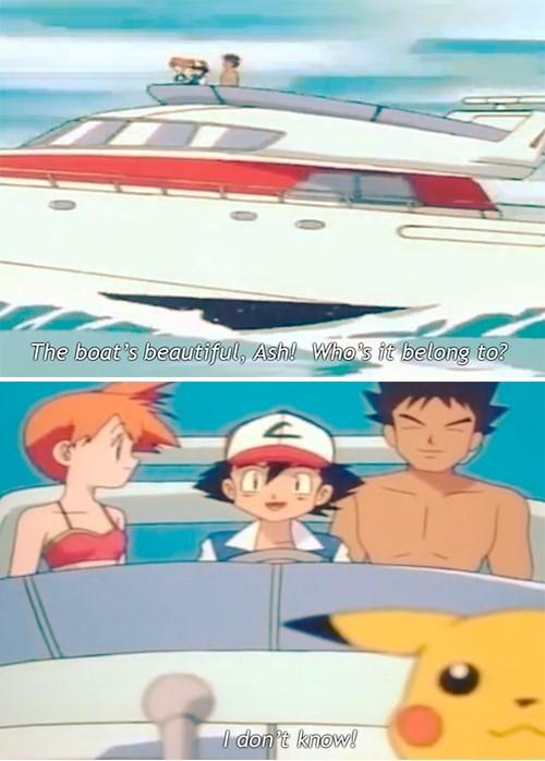 ash ketchum anime - 8537259008