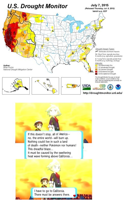 Pokémon california drought - 8538150400