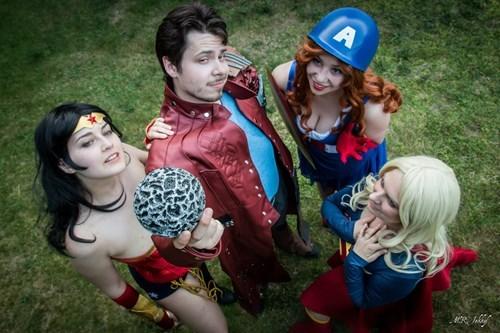 cosplay superheroes - 8538247168