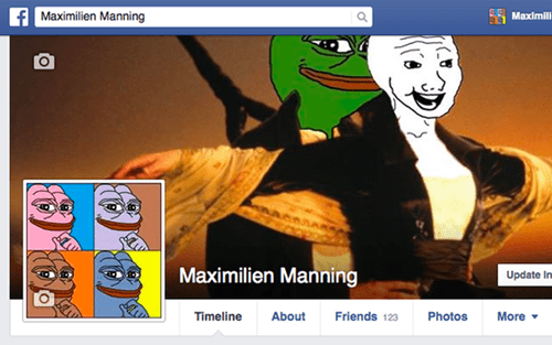 Cartoon - Maximilien Manning Maximili Maximilien Manning Update In More Friends 123 Timeline About Photos