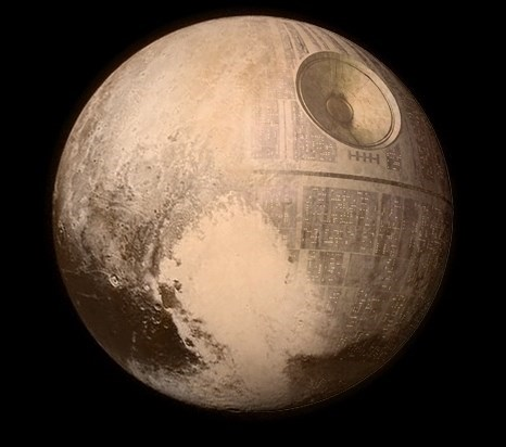 Pluto is a trap!