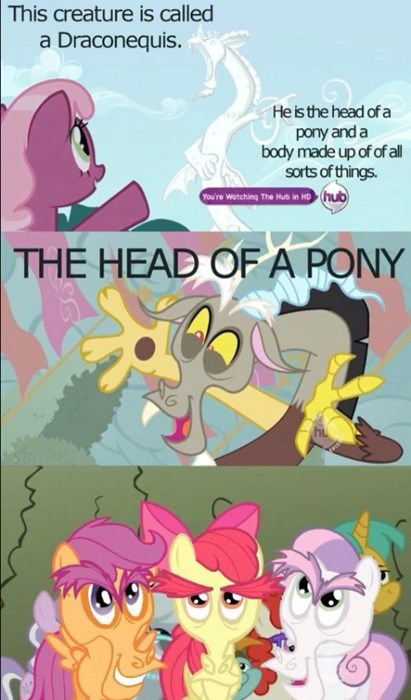 my-little-brony-what-a-terrifying-pony-discord-face-memes