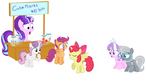 cmc cutie mark starlight glimmer - 8539021056
