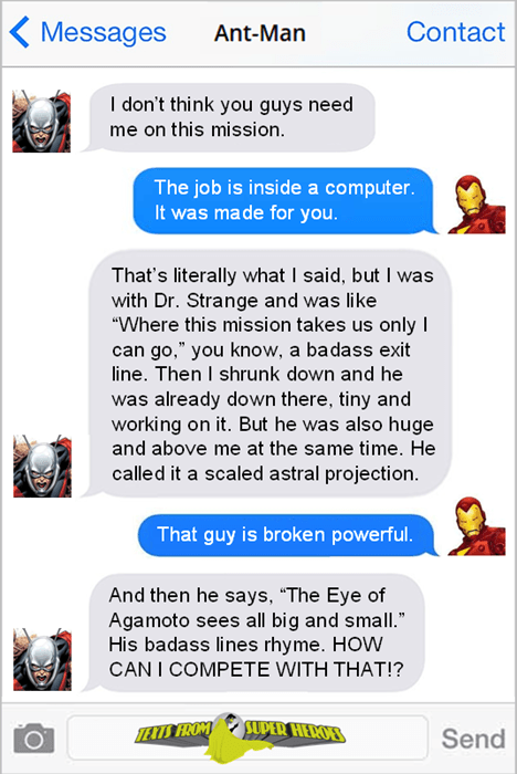 superheroes-avengers-marvel-ant-man-insecure-about-doctor-strange