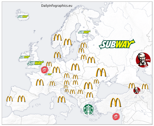 americana-most-popular-fast-food-restaurants-europe-country