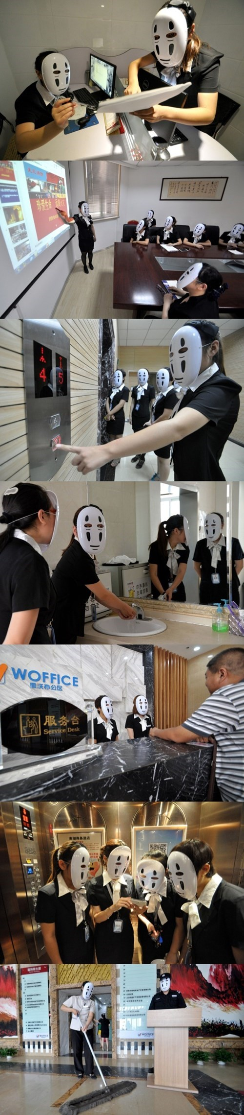 anime memes no face mask day