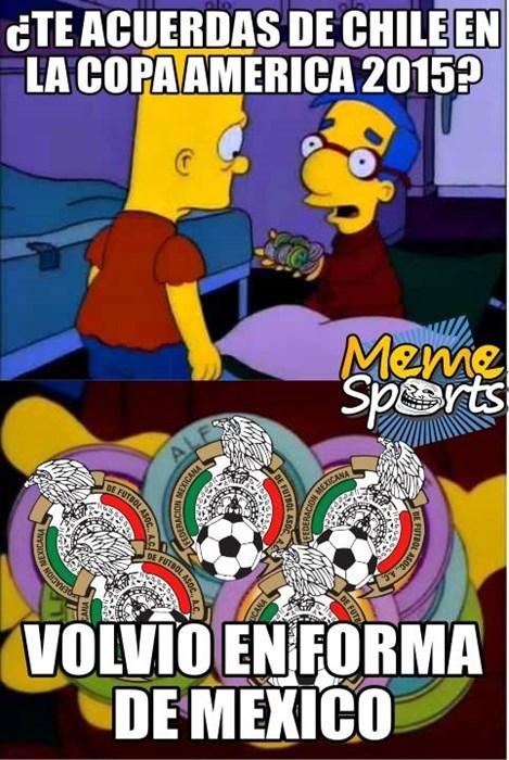 mexico en copa de oro
