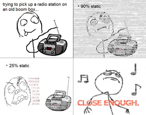 static radio - 8540307200