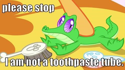 stahp gummy toothpaste - 8540335872