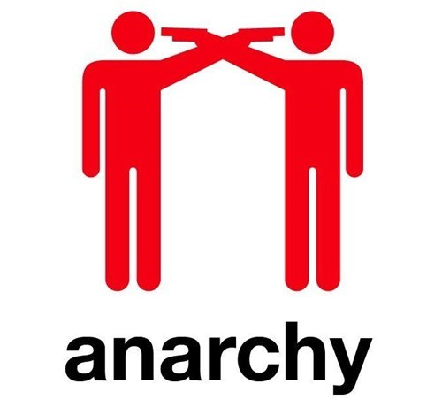 Red - anarchy