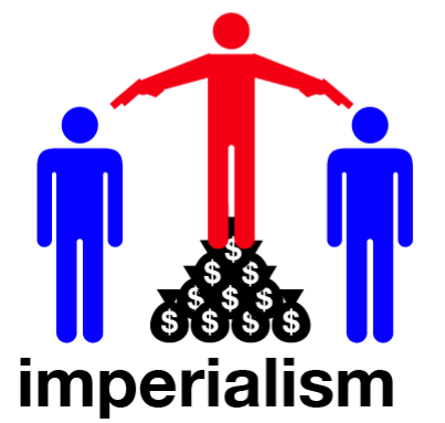Line - imperialism A