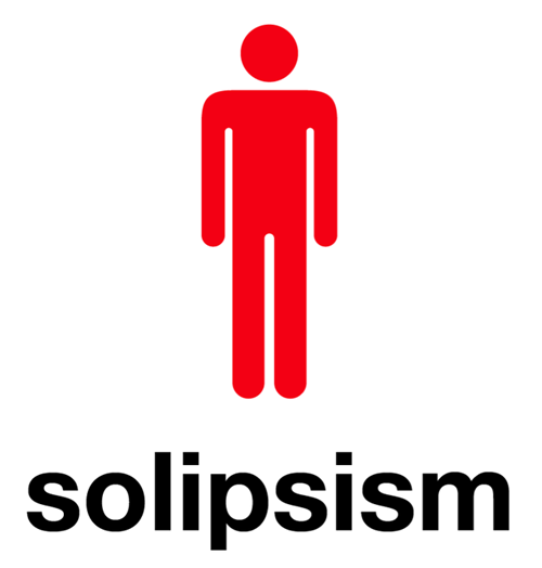 Red - solipsism