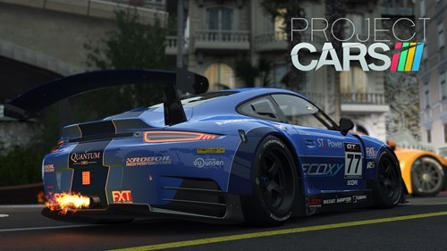 Wii U won't get Project Cars because it's too much for the hardware