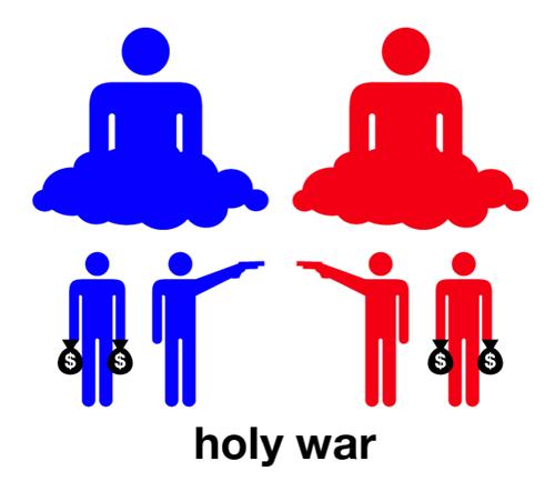 Line - holy war