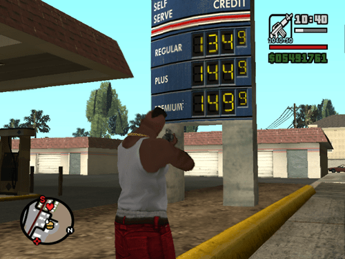 How You Can Tell That GTA: San Andreas is a Really Old Game
