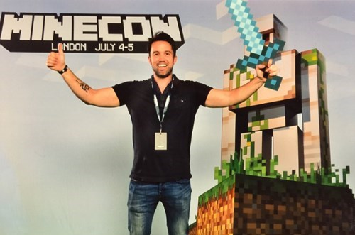 Rob McElhenney is directing the Minecraft Movie.