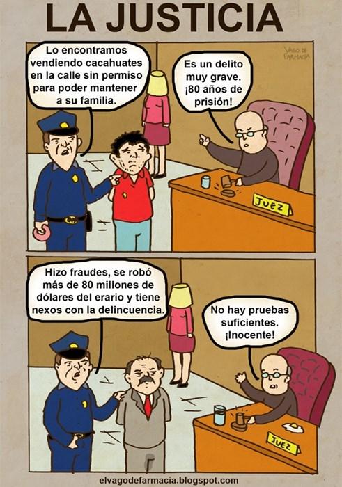 justicia moderna