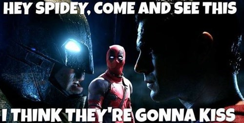superheroes-batman-v-superman-dc-deadpool-now-kiss-meme