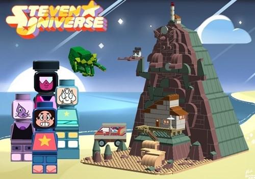 lego steven universe - 8540902144