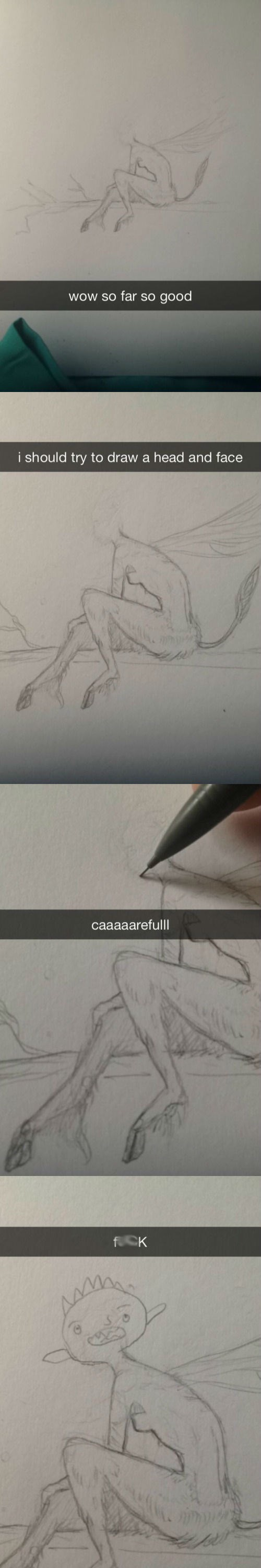 funny memes drawing difficulty