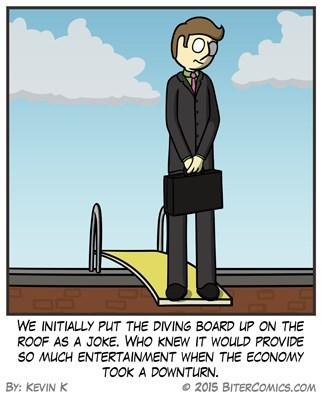 in this economy,sad but true,business,web comics