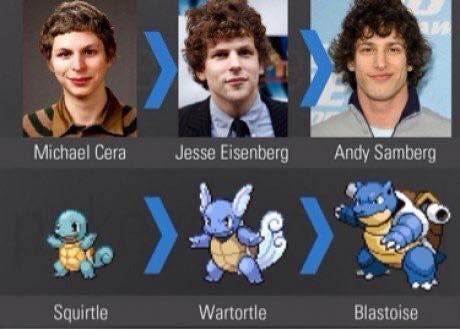 evolucion pokemon